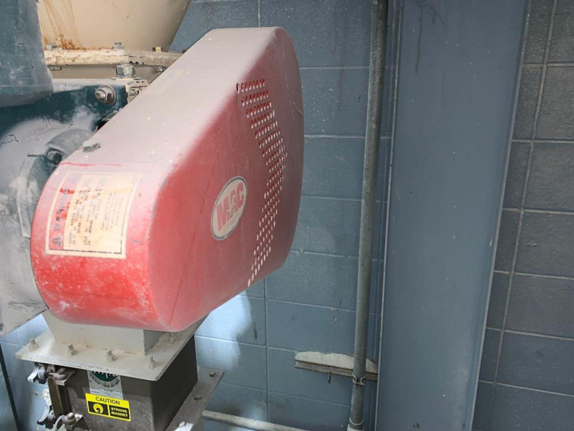 MAC 12 in. mild steel rotary lock - Image 7 of 7