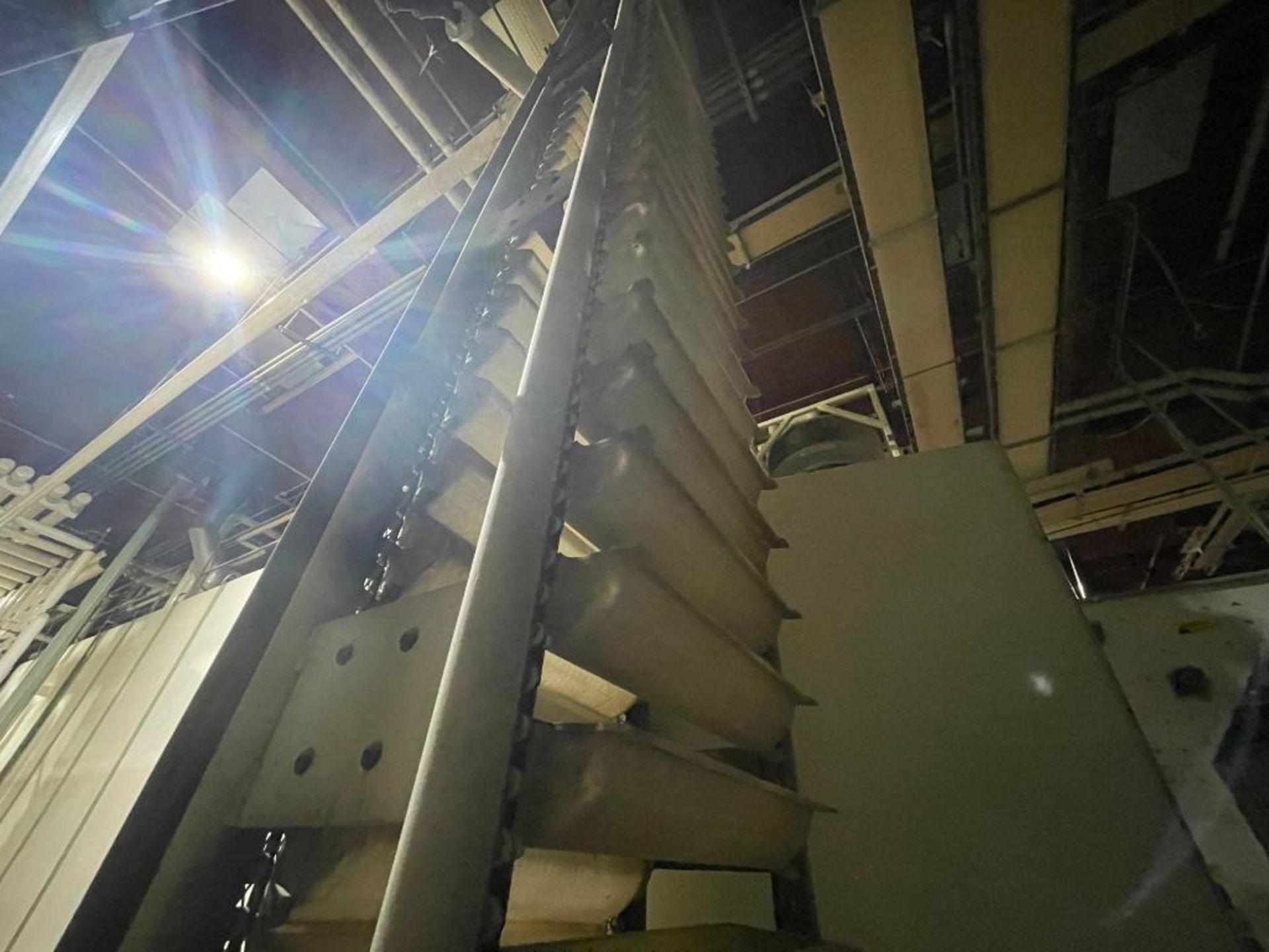 Aseeco overlapping bucket elevator - Image 13 of 14