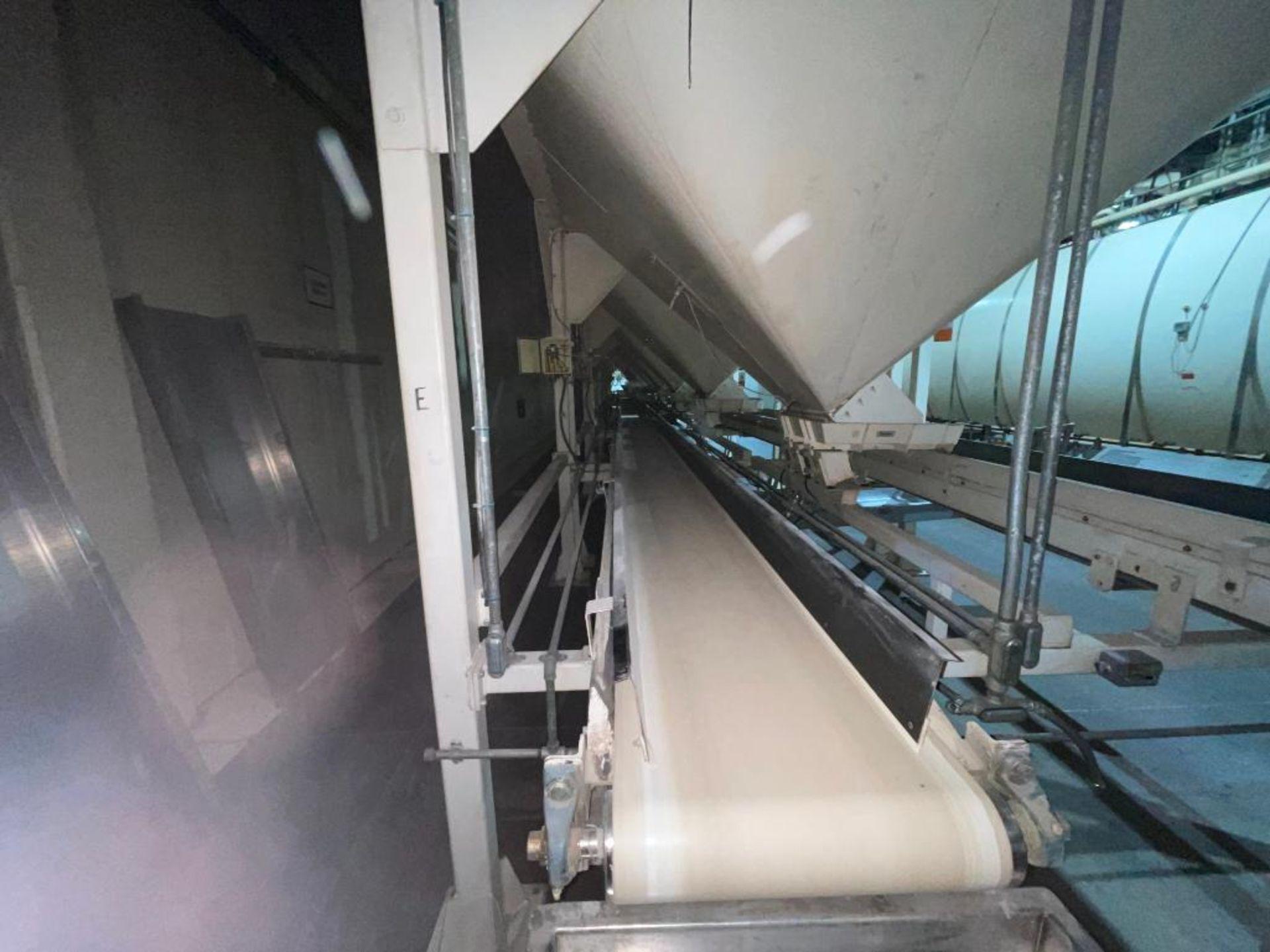 mild steel horizontal conveyor - Image 11 of 11