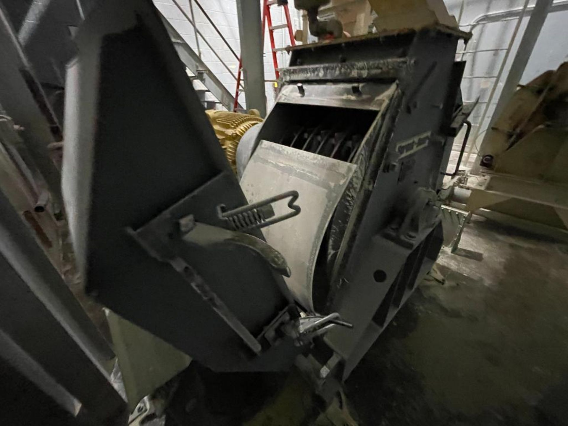 Sprout-Bauer hammermill, 100 hp - Image 19 of 25