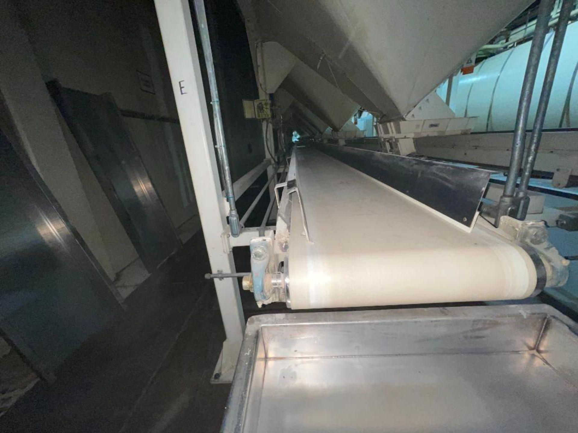 mild steel horizontal conveyor - Image 9 of 11