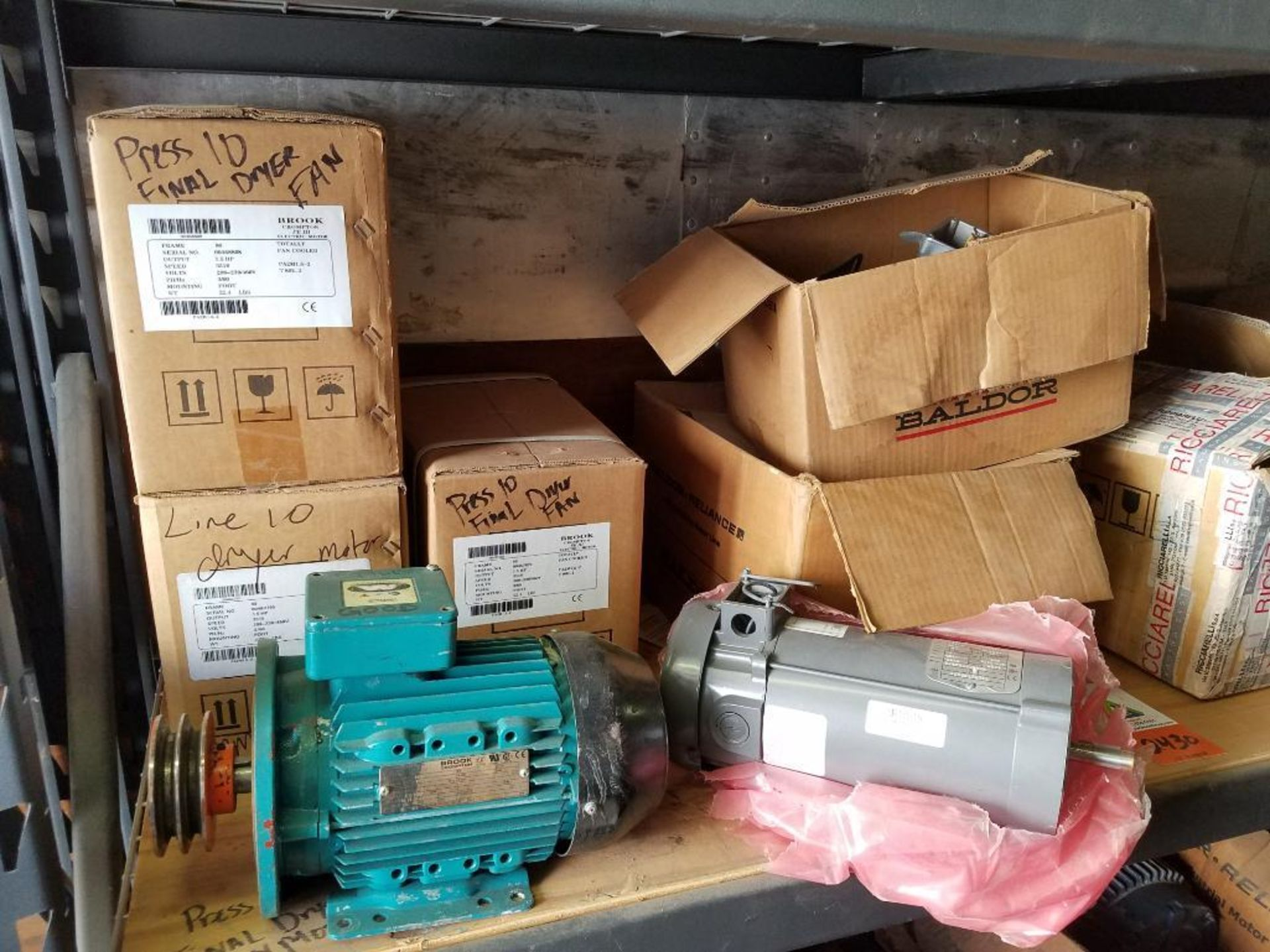 various motors and drives - Image 2 of 4