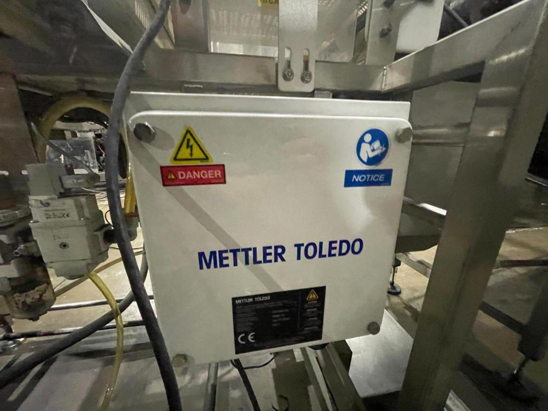 2016 Mettler Toledo metal detector, model SL1500 - Image 10 of 16