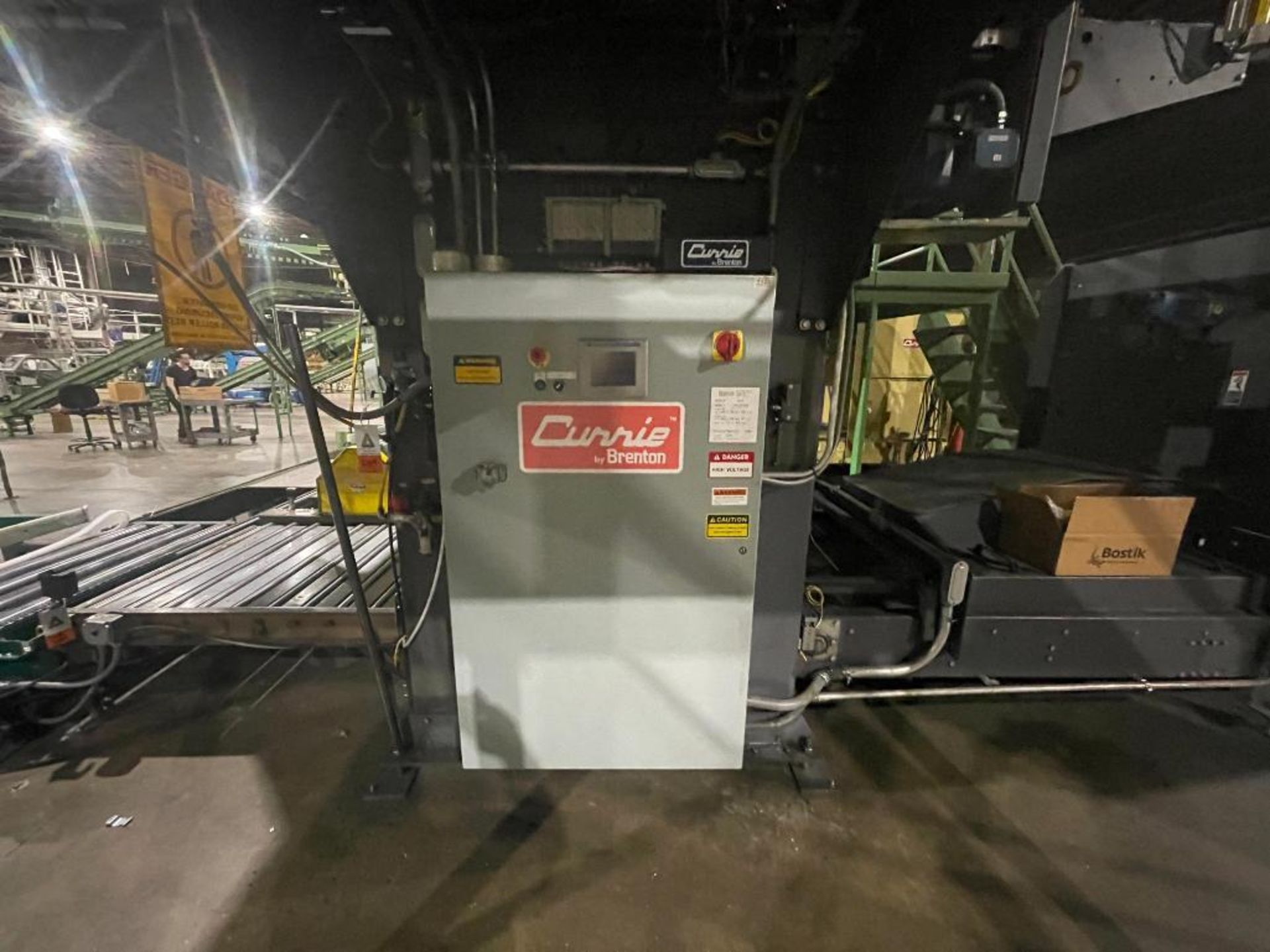 2008 Currie top to bottom palletizer, model PALLETIZER, sn 3348 - Image 11 of 28