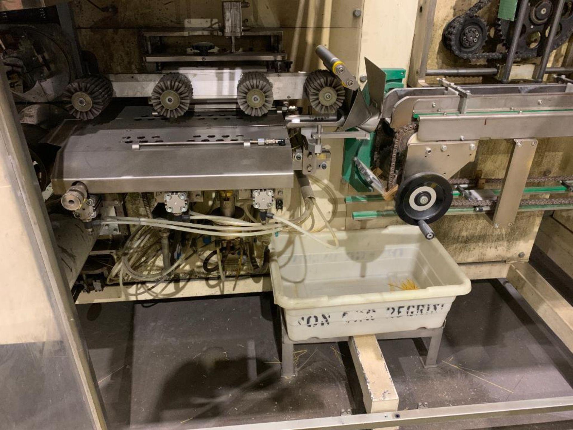 2010 Ricciarelli long goods horizontal flow wrapper - Image 7 of 79