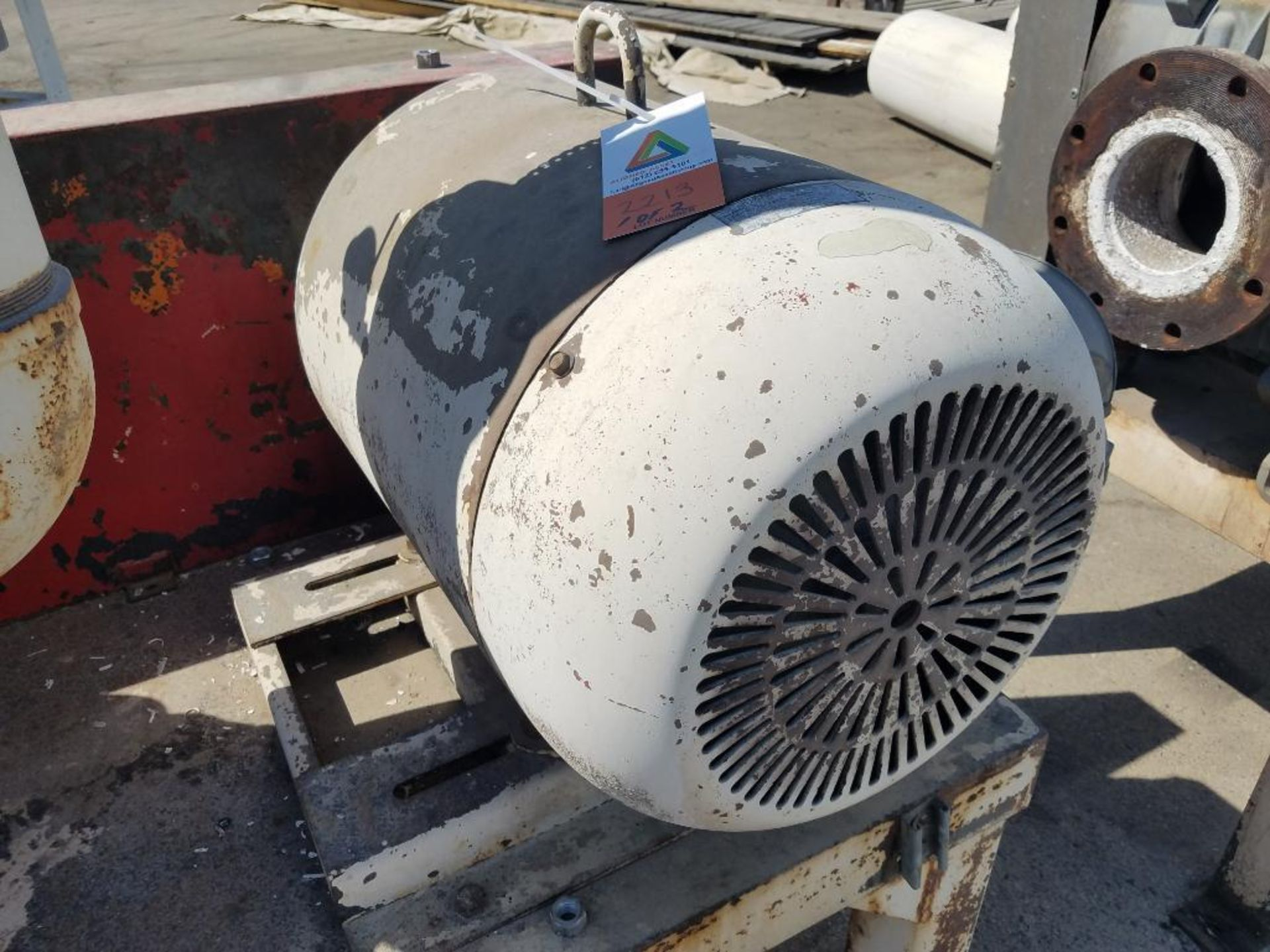 Sutorbilt rotary positive blower - Image 4 of 7