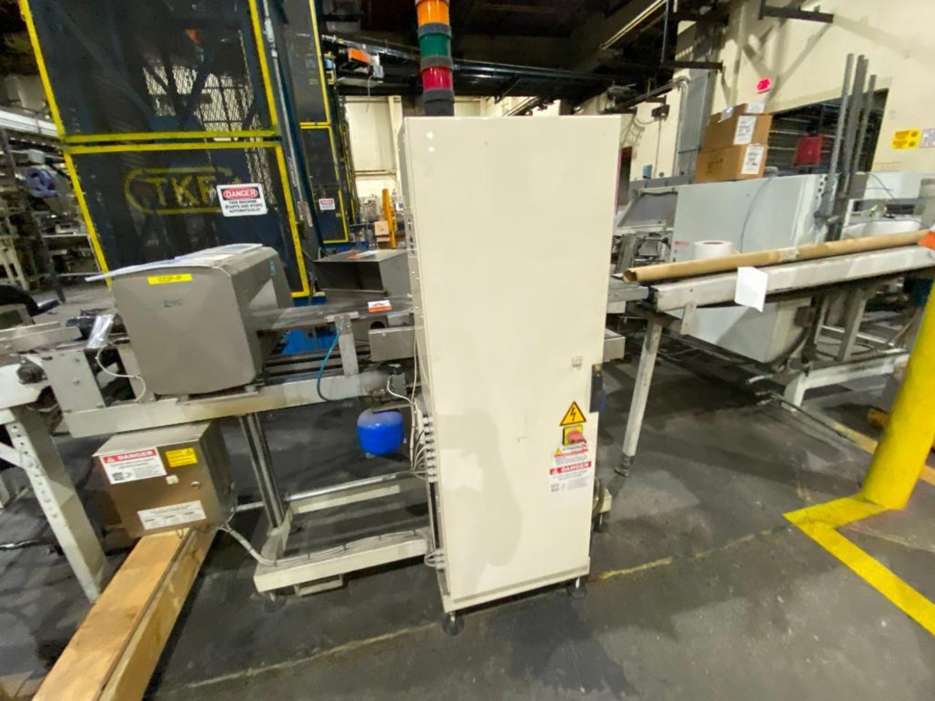 Ricciarelli high speed check weigher - Image 6 of 12