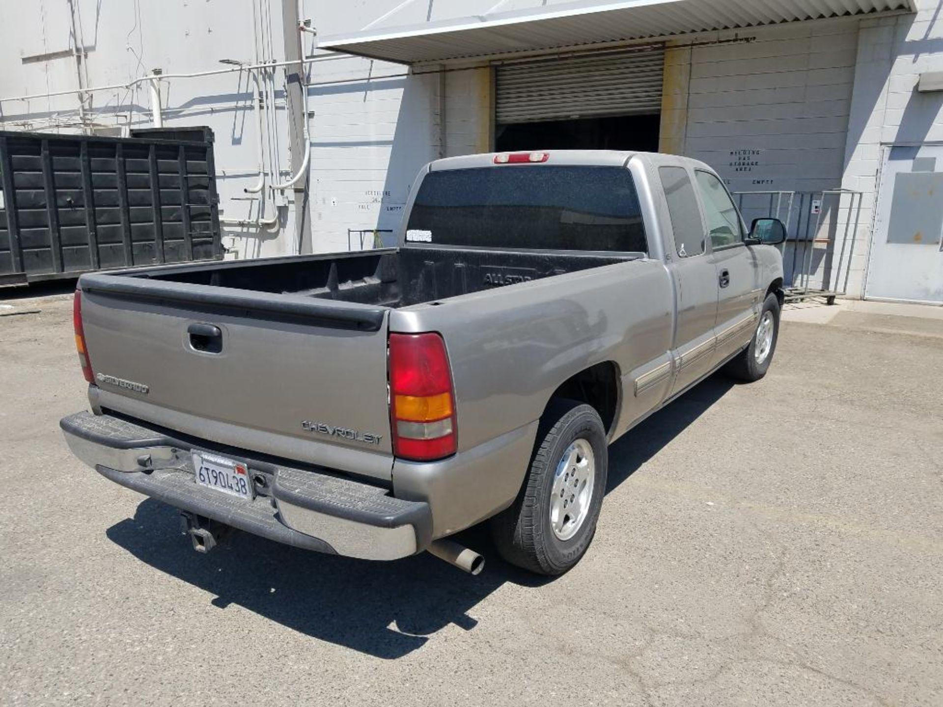 2000 Chevrolet Silverado 1500 LS - Image 21 of 27