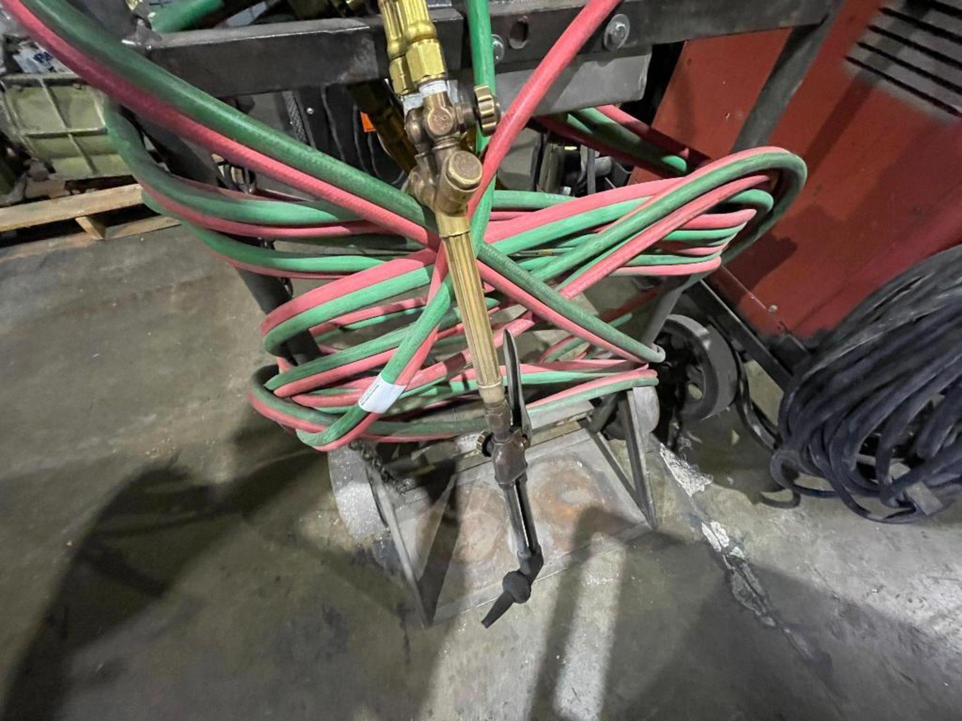 oxy-acetylene cart - Image 3 of 5