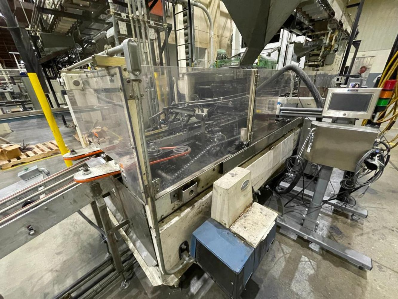 Surplus Pasta Manufacturing Equipment from TreeHouse Foods - Riviana Foods