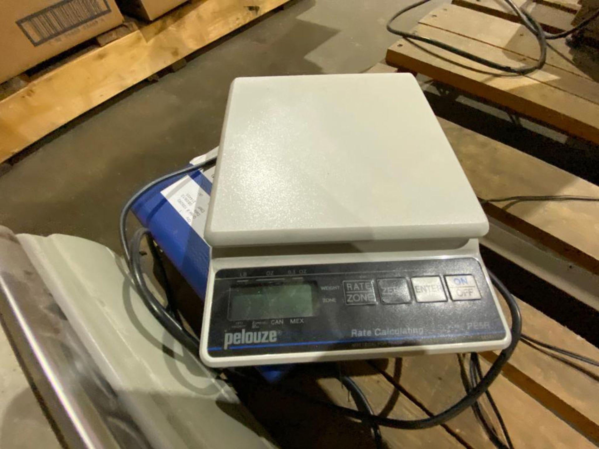 Adam digital scale, Pelouze digital scale - Image 4 of 6