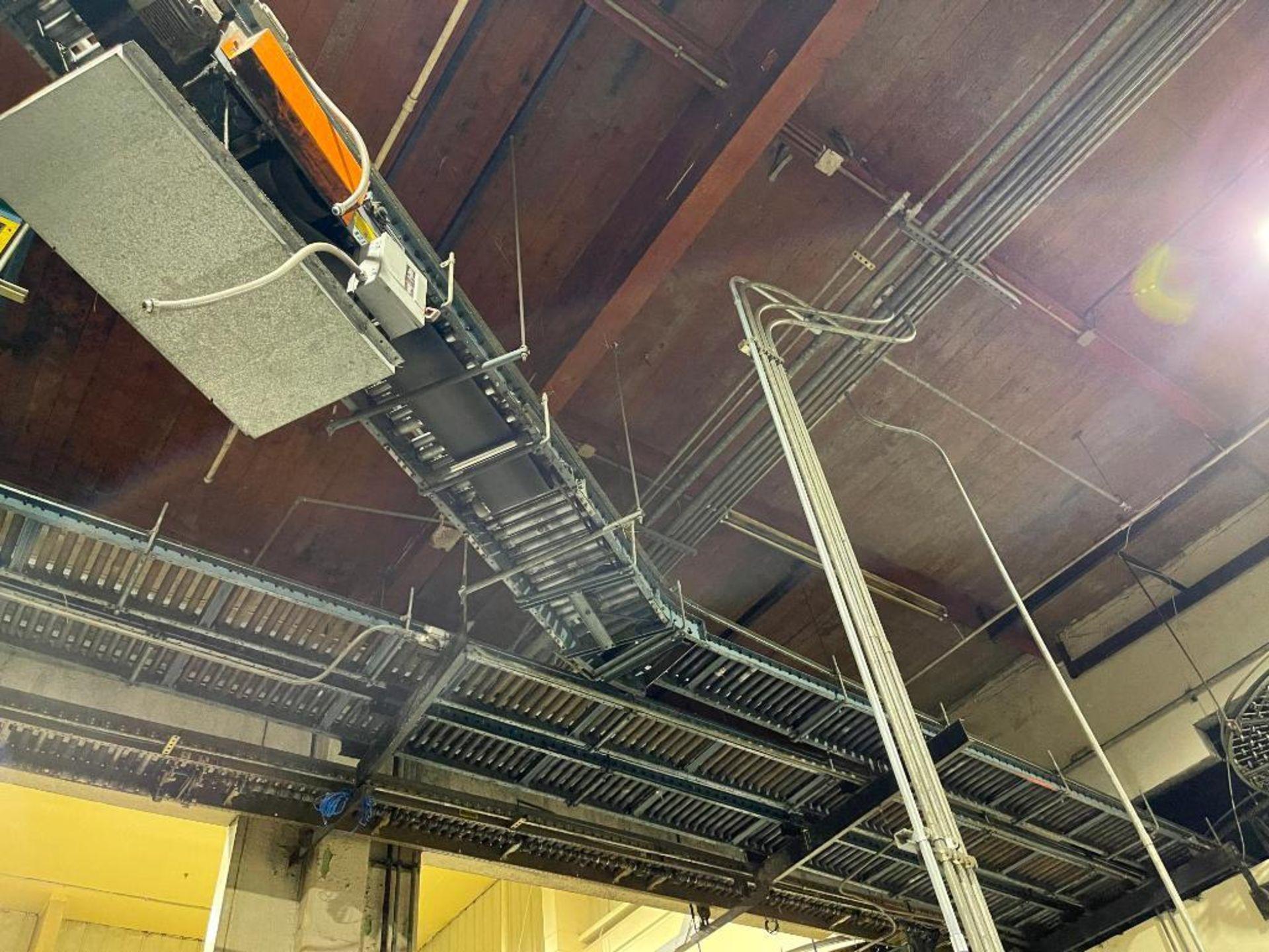 overhead power case conveyor - Image 4 of 9
