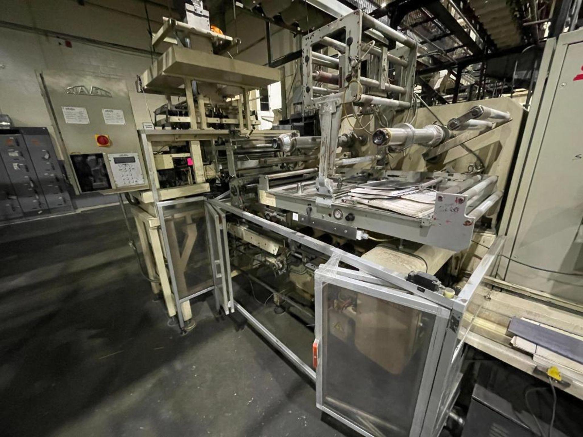 Stiavelli long goods horizontal flow wrapper - Image 10 of 53