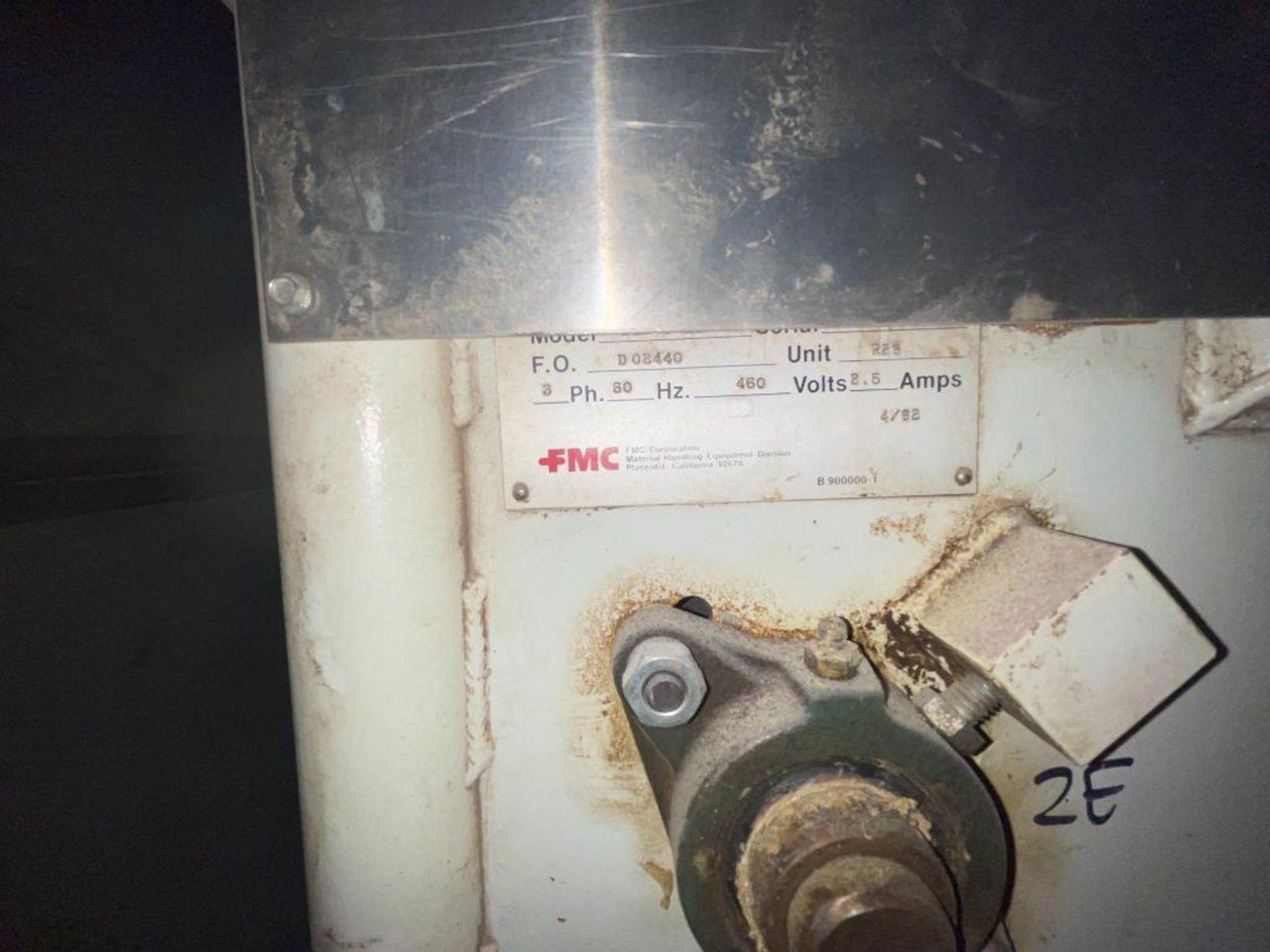 Aseeco horizontal overlapping bucket elevator - Image 6 of 10