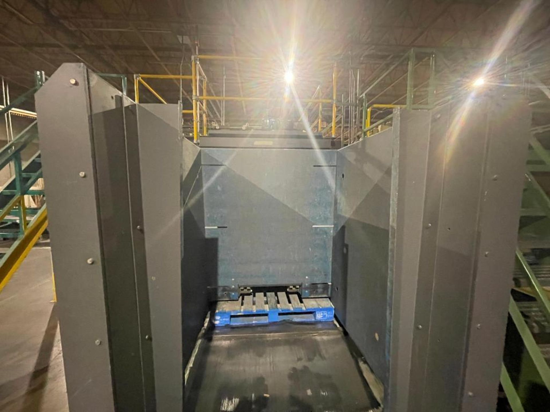 2008 Currie top to bottom palletizer, model PALLETIZER, sn 3348 - Image 5 of 28