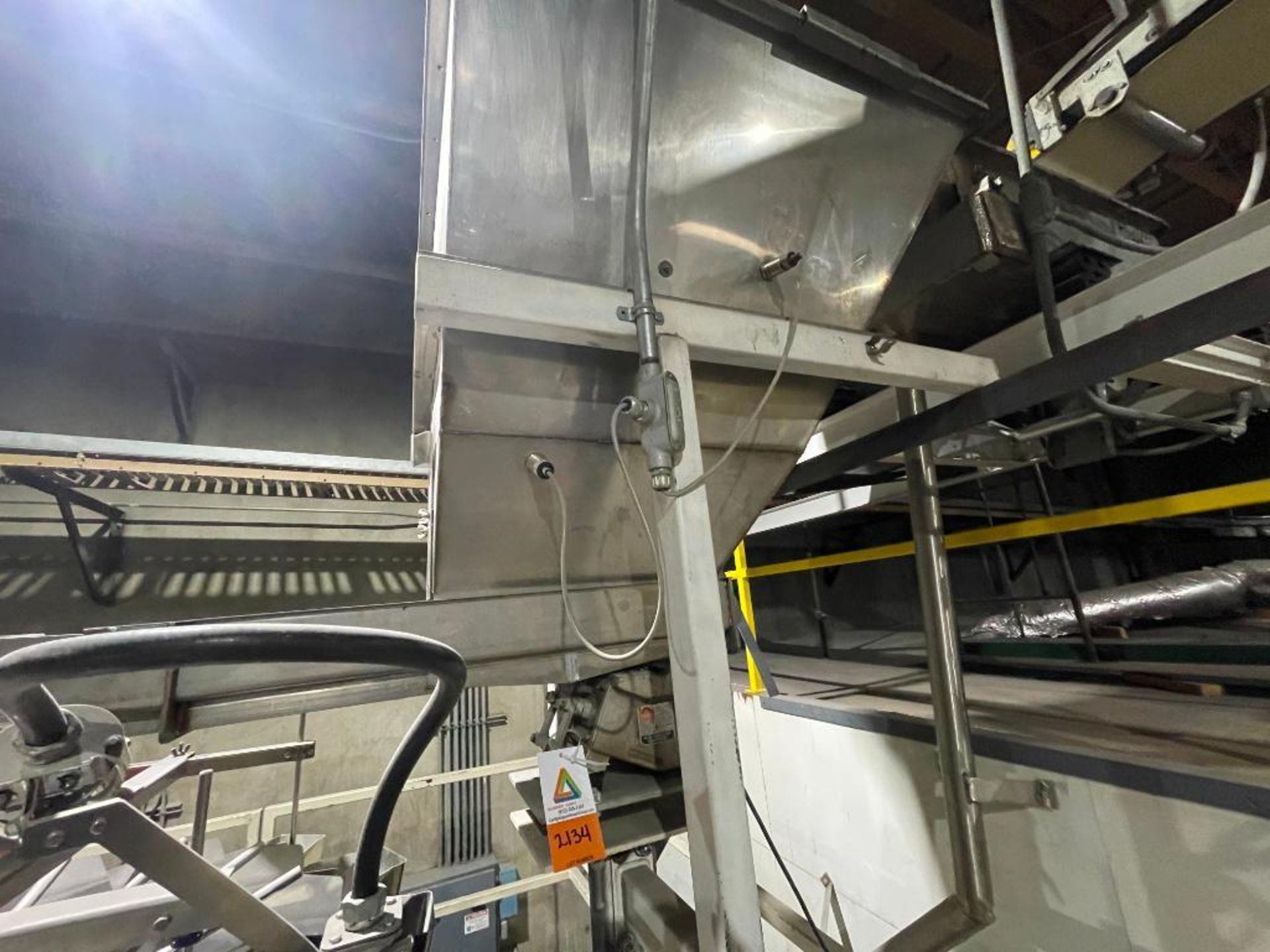 Eriez vibratory conveyor