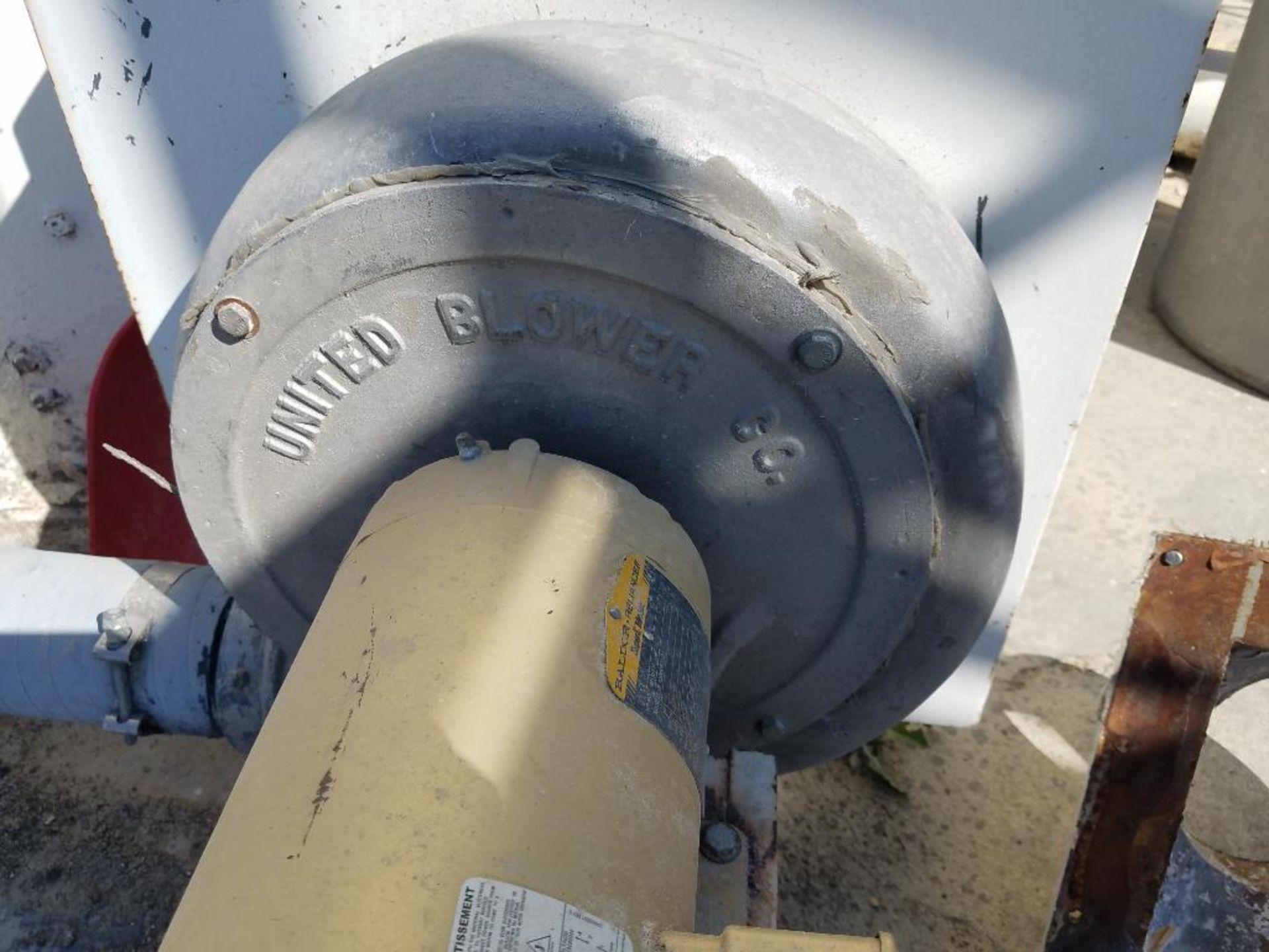 United blower - Image 4 of 5