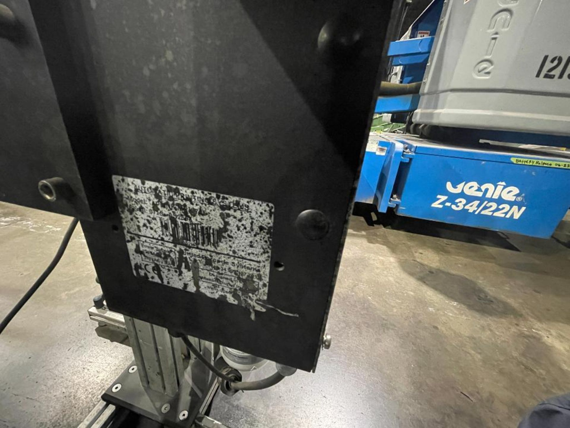 Automatic Printing Systems case coder - Image 8 of 13