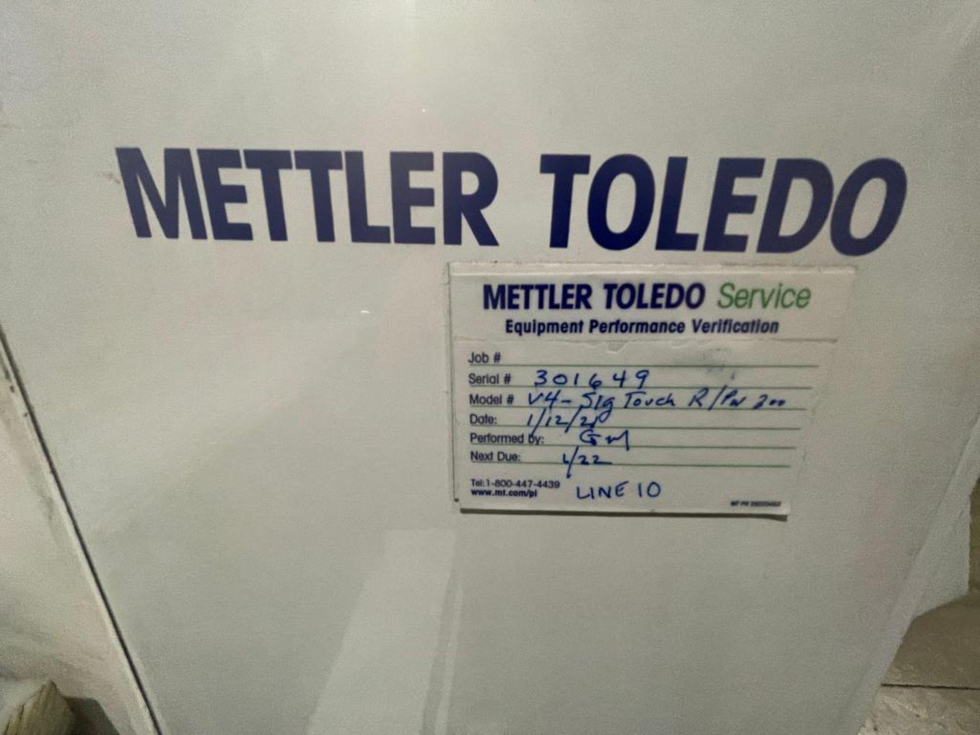 Mettler Toledo metal detector, model V4-1 - Image 2 of 10