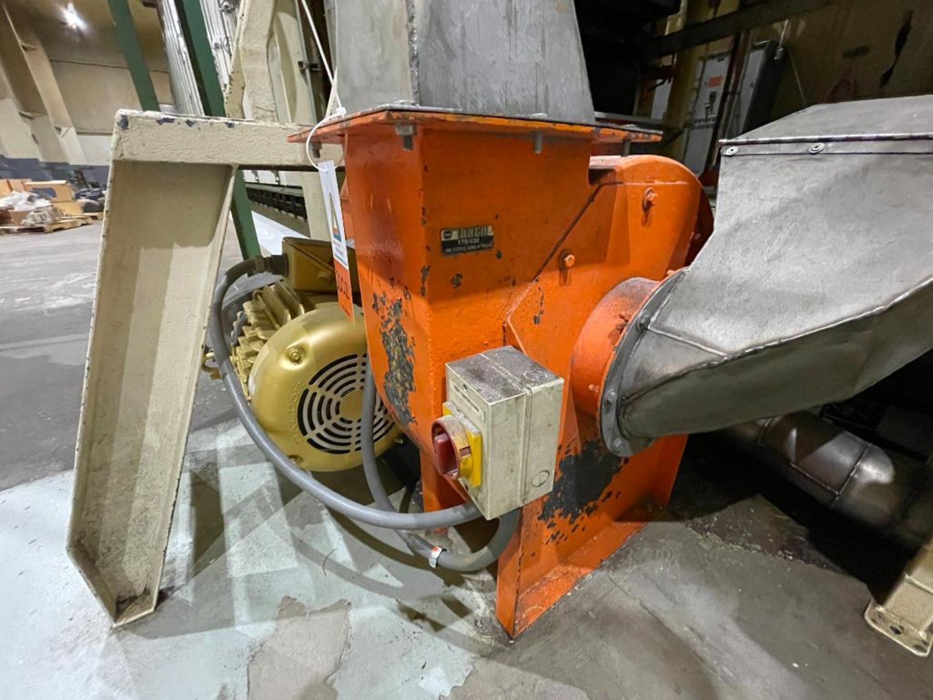 scrap recycle blower - Image 12 of 17