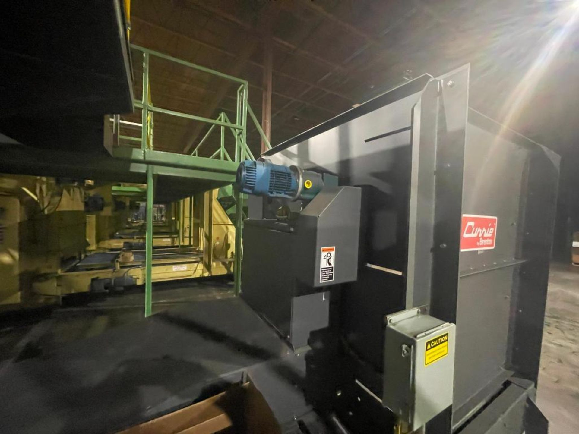 2008 Currie top to bottom palletizer, model PALLETIZER, sn 3348 - Image 7 of 28