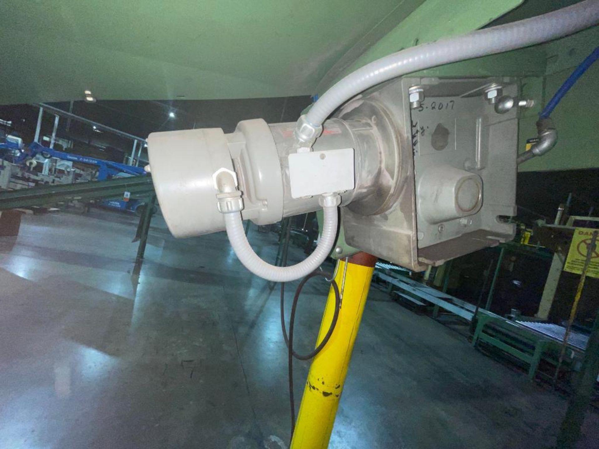 Buschman mild steel incline conveyor - Image 12 of 15