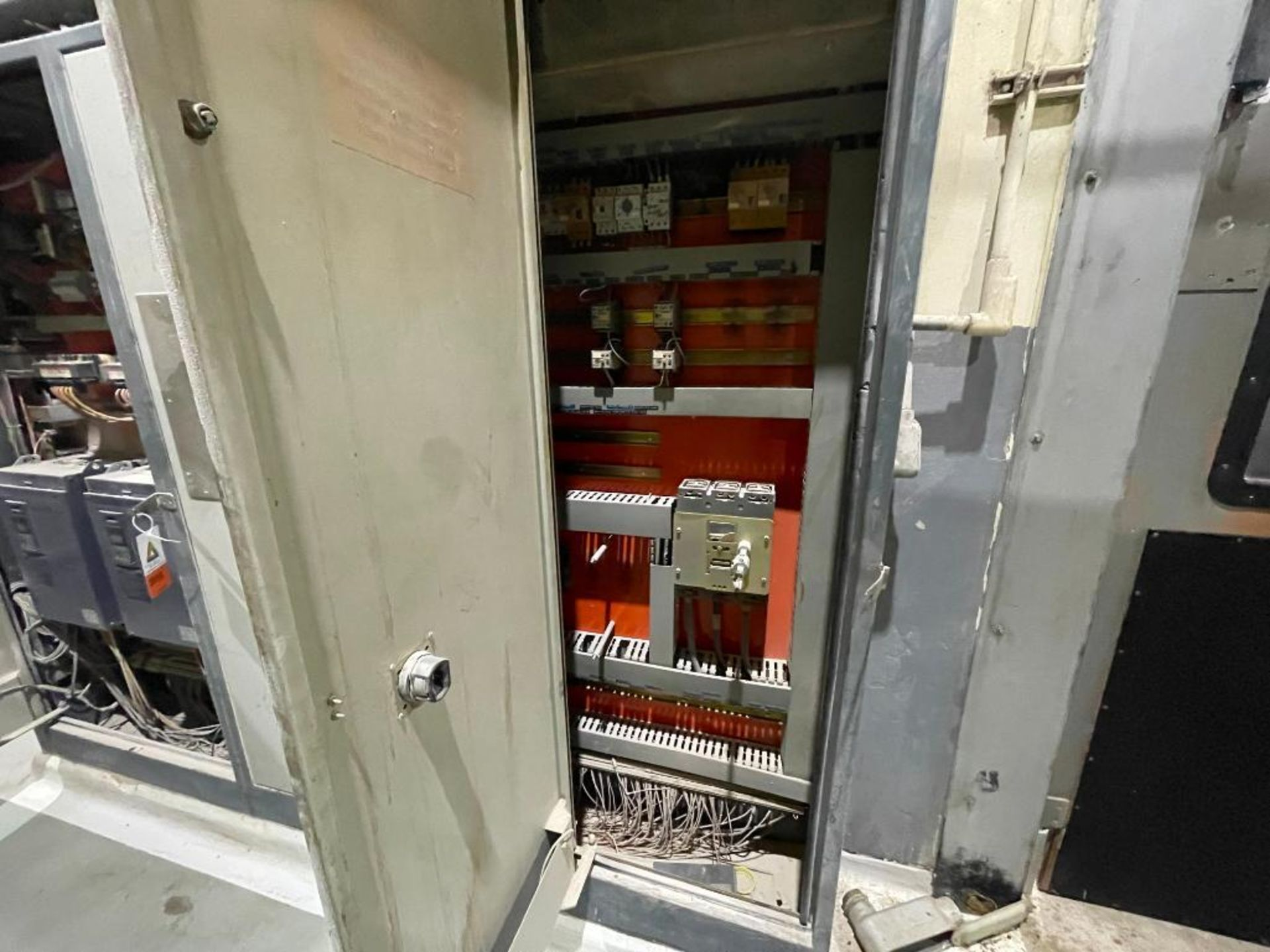 3-door cabinet with PLC and VFD's - Image 20 of 20