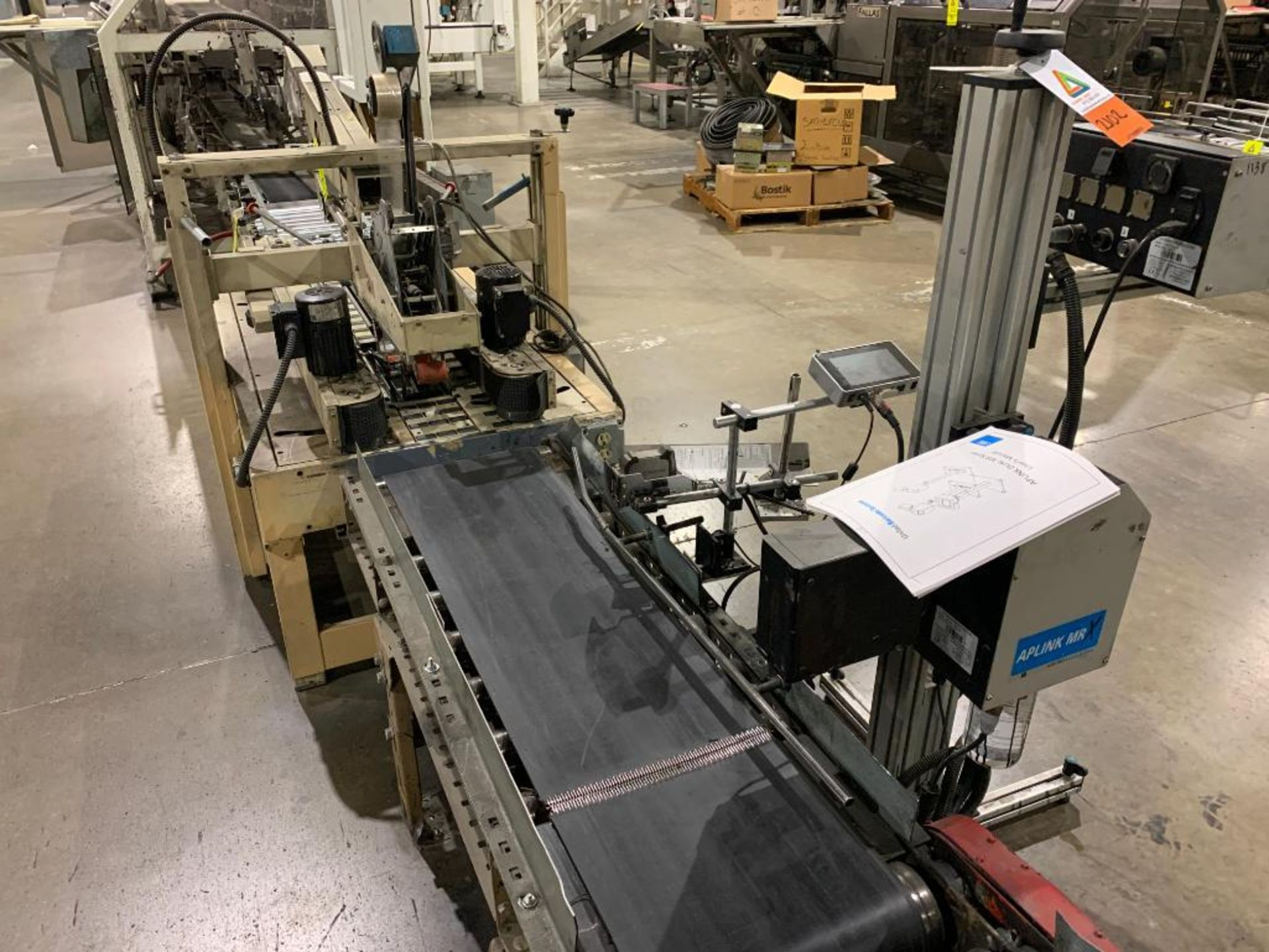 Automatic Printing Systems case coder - Image 10 of 13