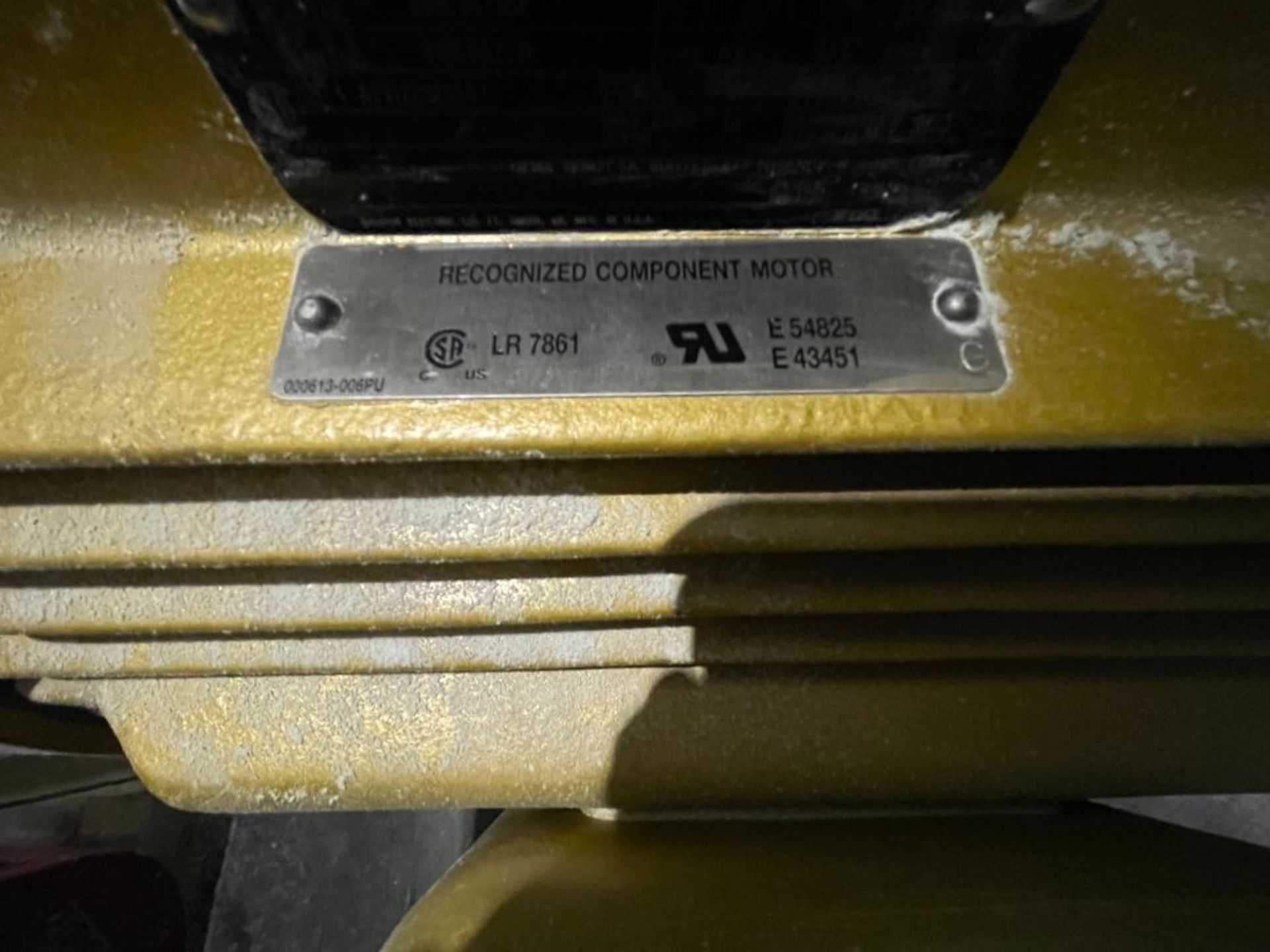 Sprout-Bauer hammermill, 100 hp - Image 7 of 25