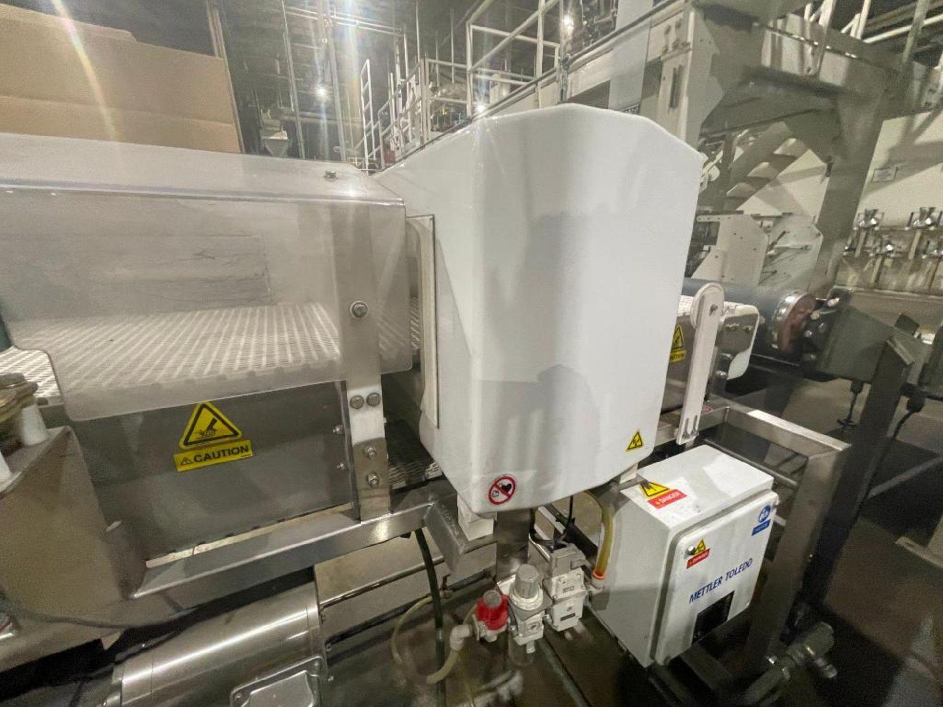 2016 Mettler Toledo metal detector, model SL1500 - Image 12 of 15