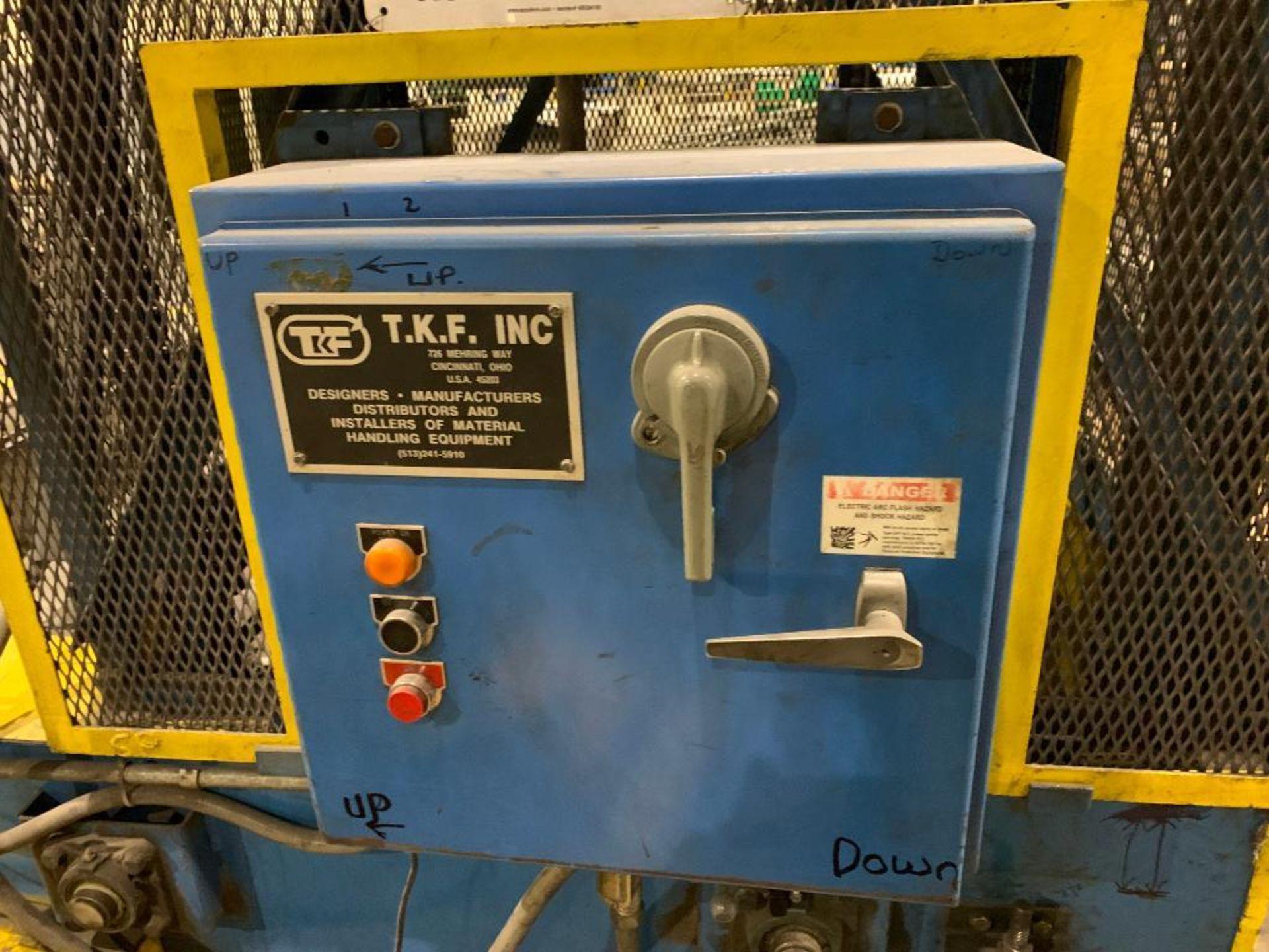 TKF vertical case elevator - Image 7 of 12