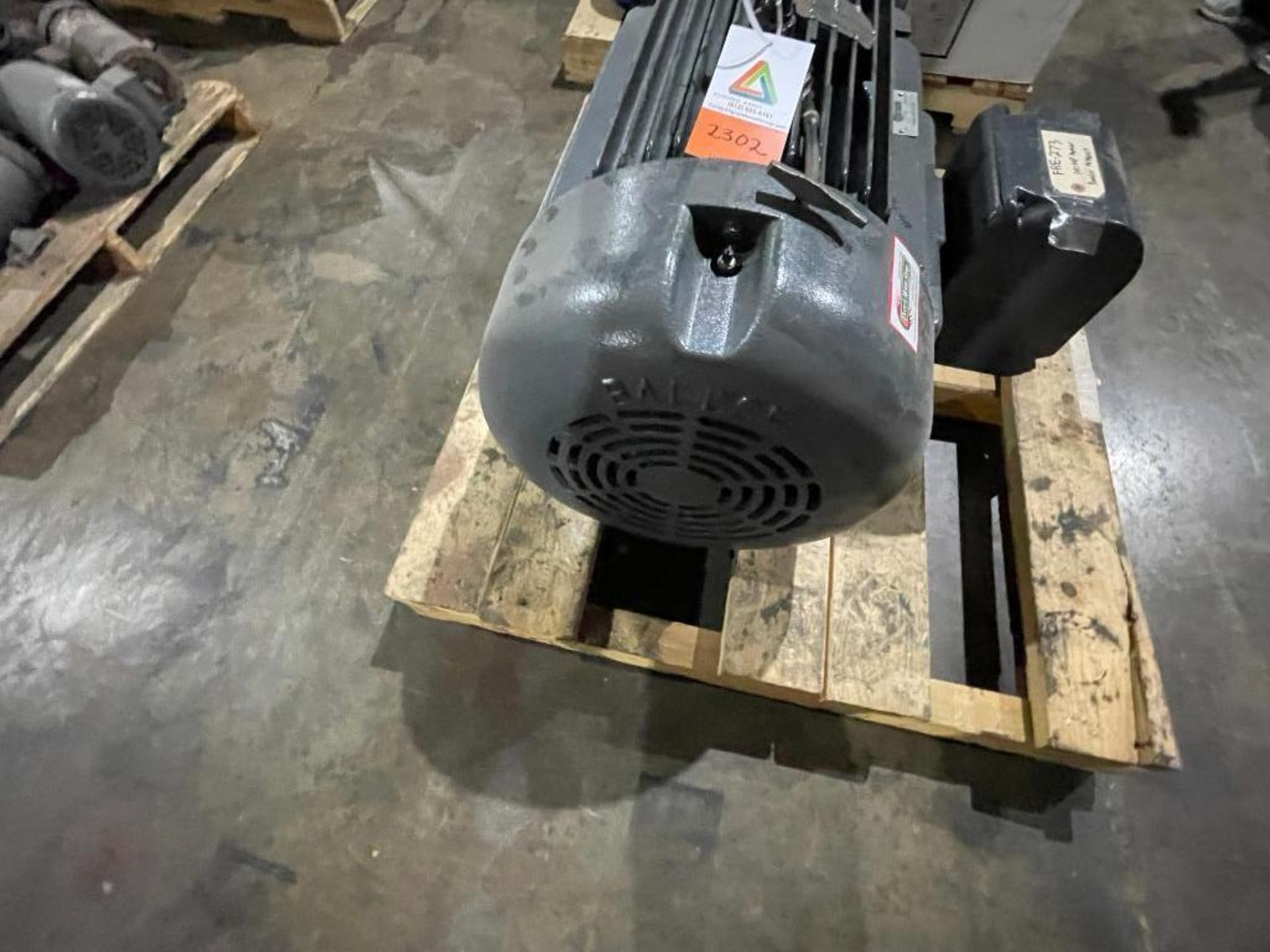 electric motor, 100 hp - Image 7 of 9