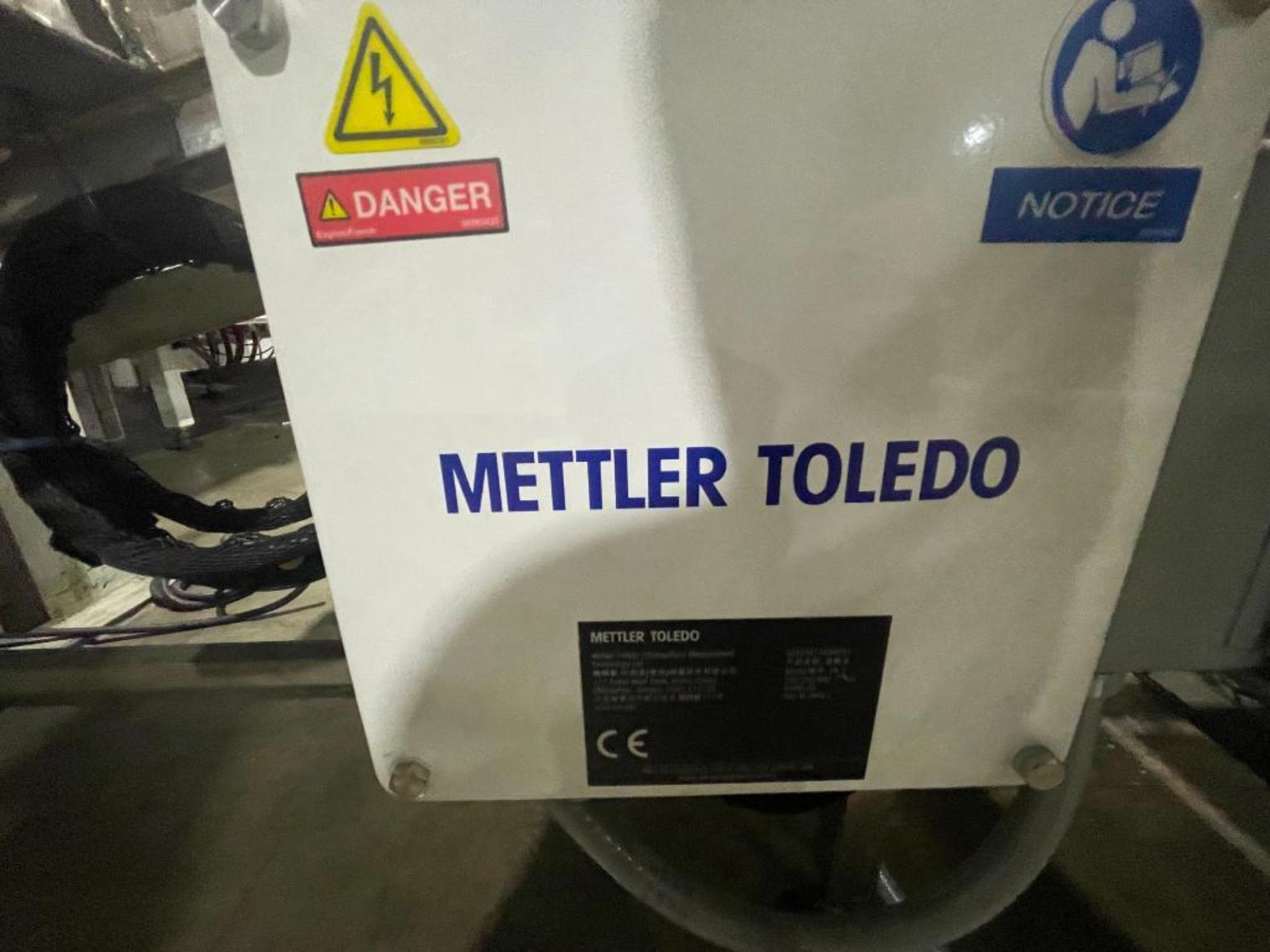 Mettler Toledo metal detector, model V4-1 - Image 2 of 14