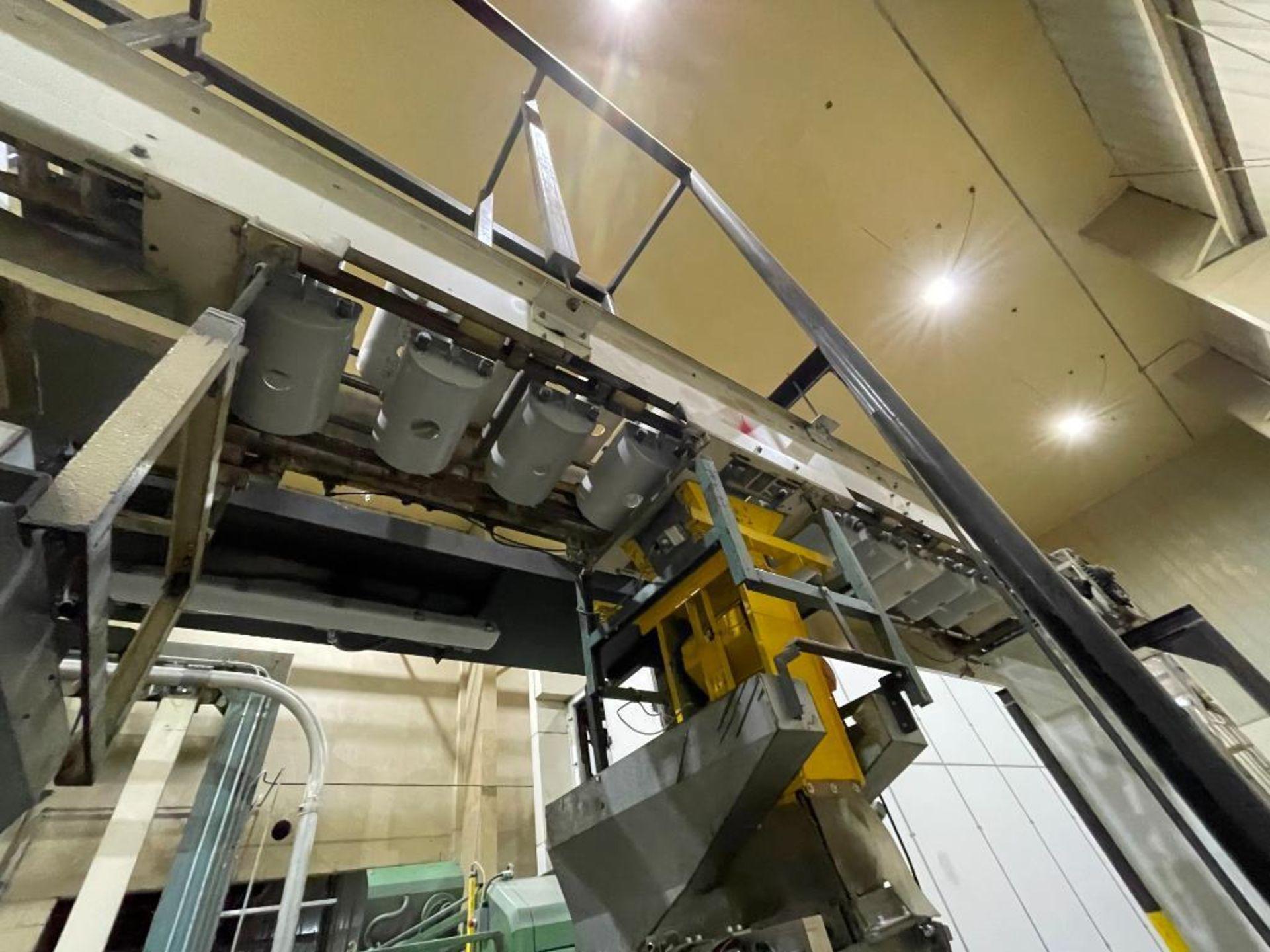 Hayes Machine Co. long goods cartoner, model 51BB - Image 18 of 64