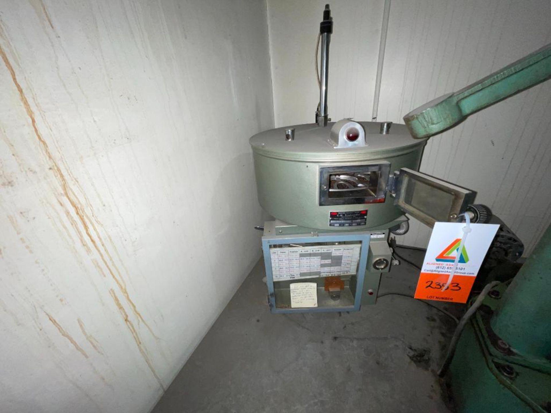 C.W. Brabender moisture tester