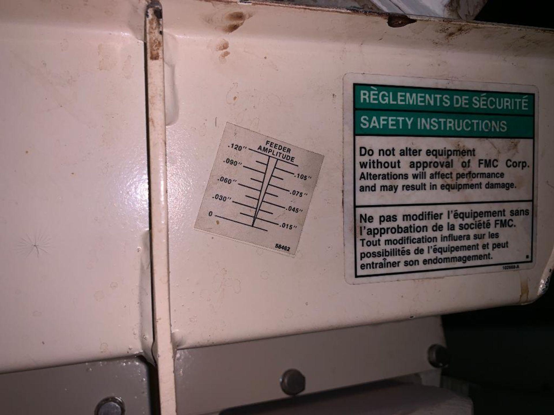 Aseeco mild steel cone bottom bulk storage bin - Image 25 of 25