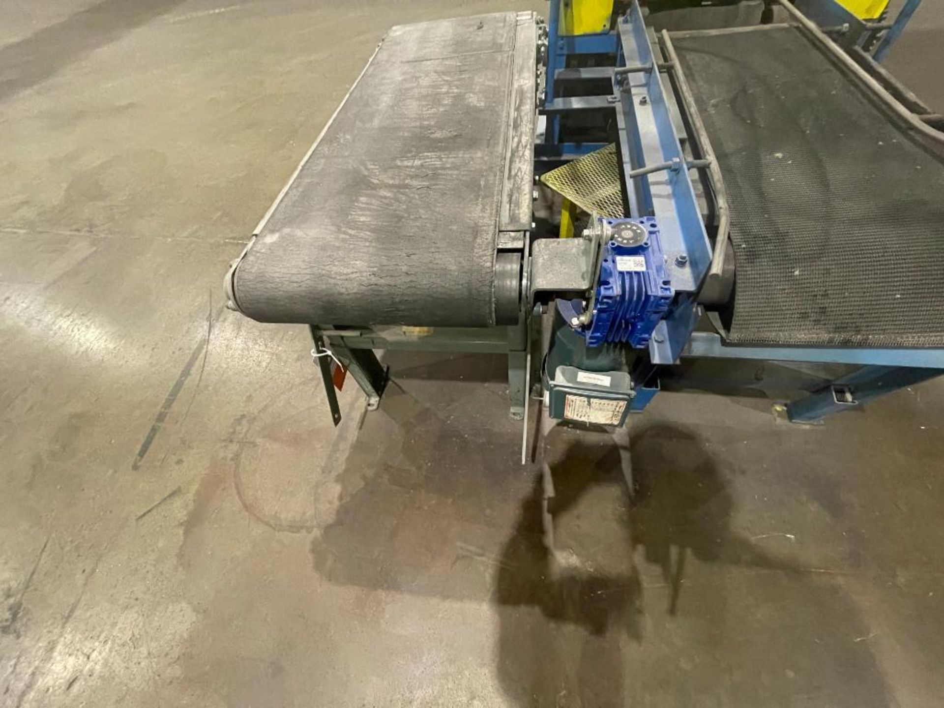 Hytrol mild steel conveyor - Image 2 of 10