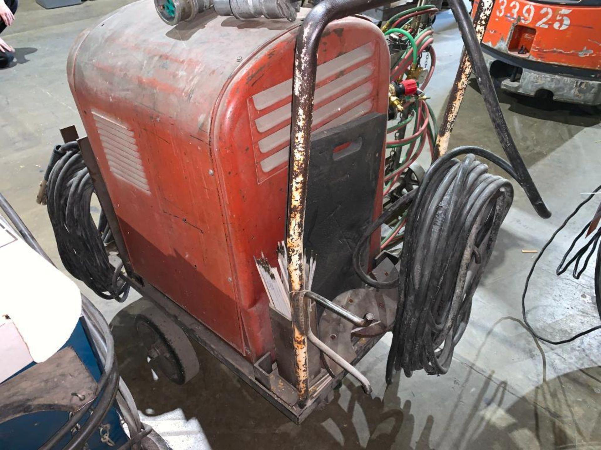 Lincoln Idealarc 250 stick welder - Image 8 of 8
