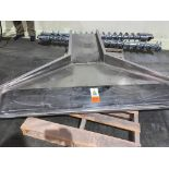stainless steel tray for vibratory feeder