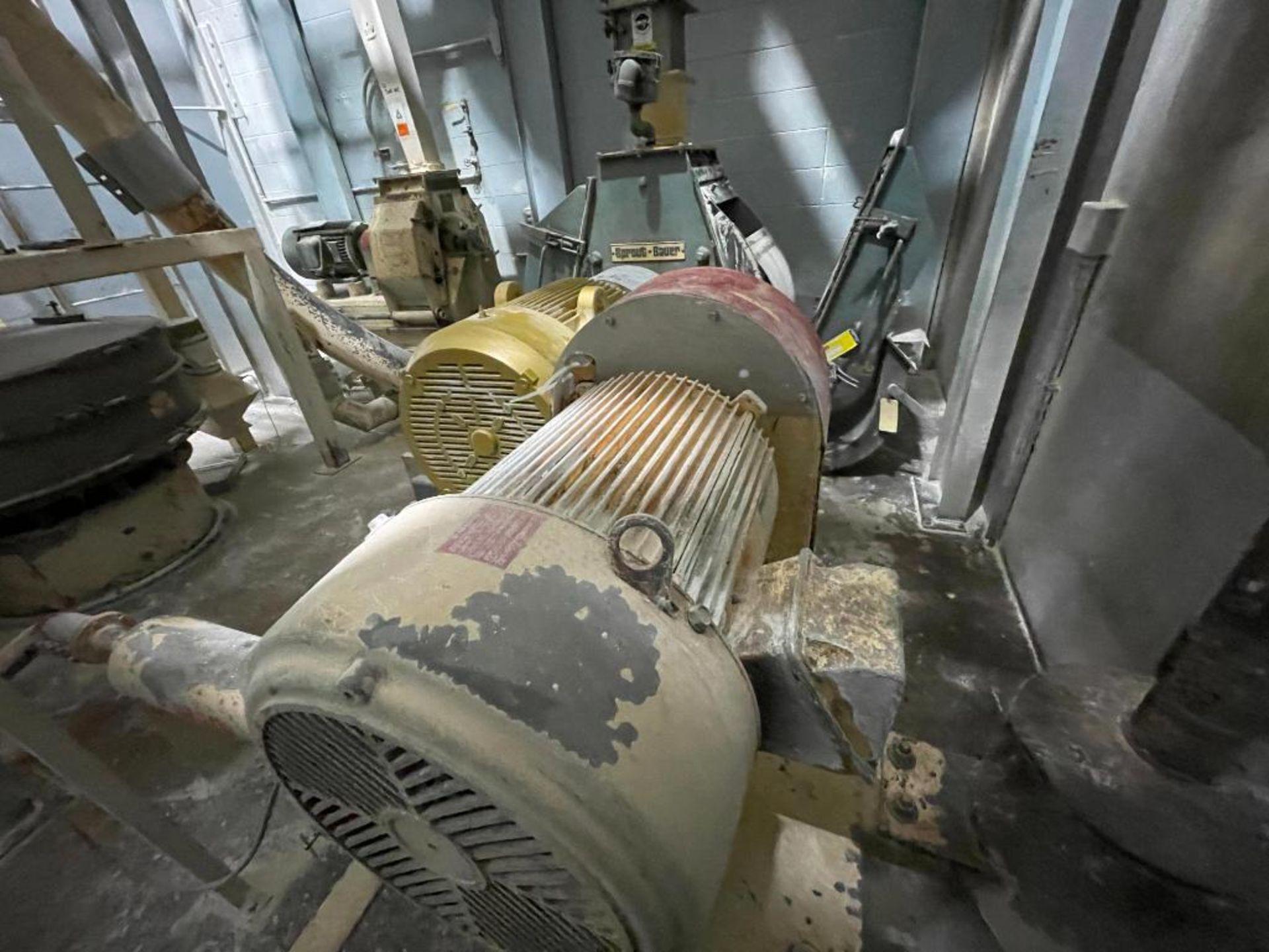 Gardner Denver Duroflow rotary positive blower - Image 4 of 14
