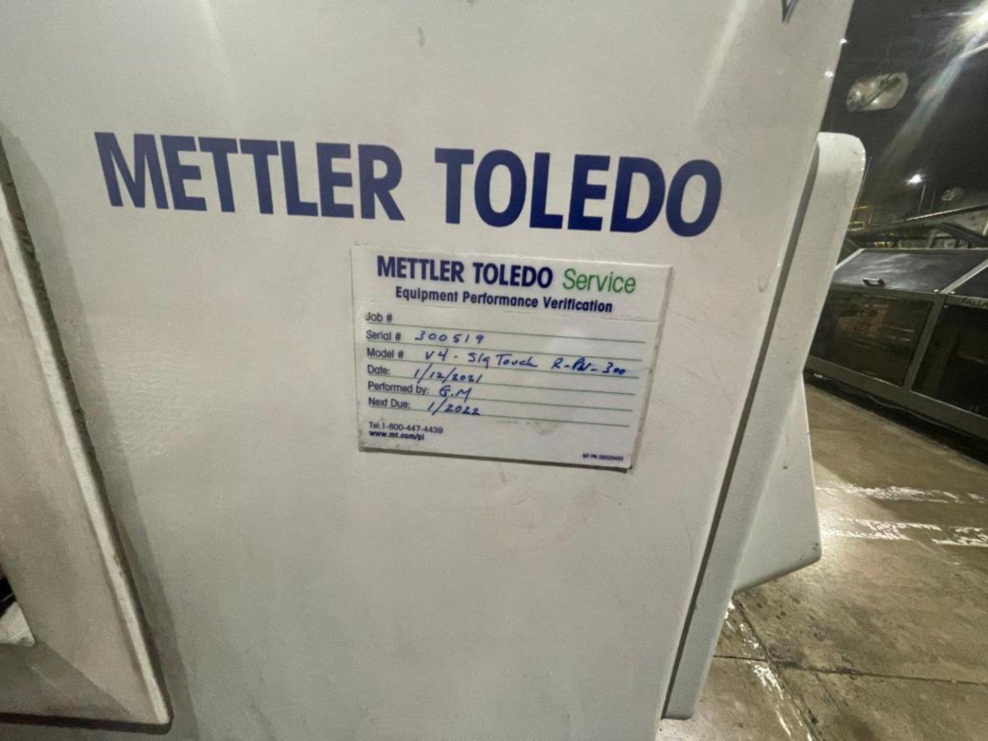 2016 Mettler Toledo metal detector, model SL1500 - Image 4 of 15