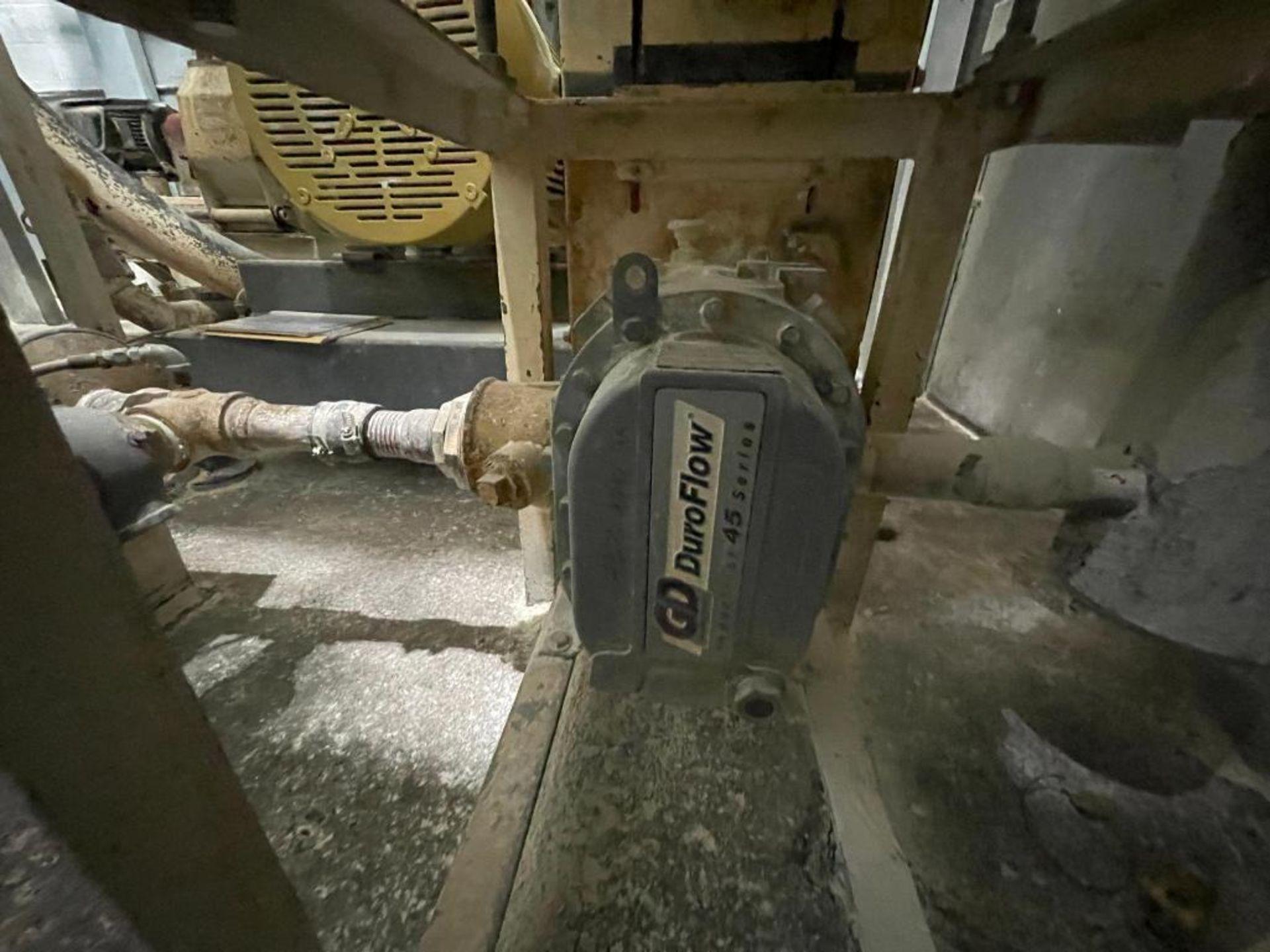 Gardner Denver Duroflow rotary positive blower - Image 5 of 14