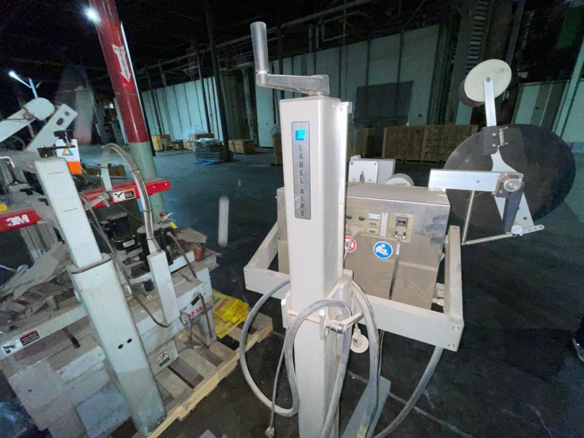 Label-Aire labeler - Image 7 of 10