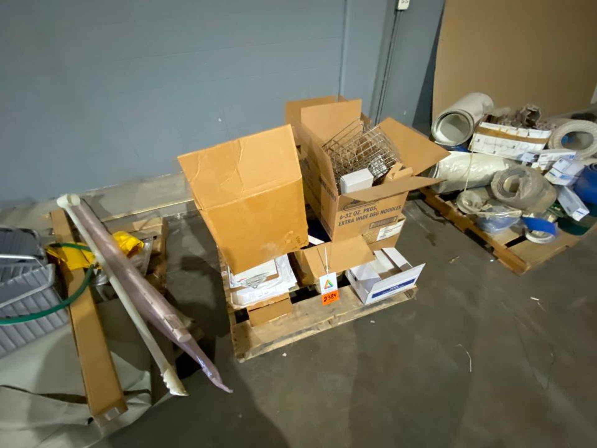 butterfly valve parts, manuals, and lab equipment - Image 2 of 5