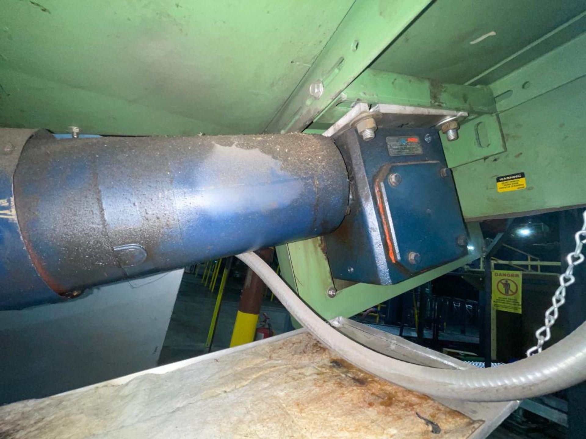 Buschman mild steel incline conveyor - Image 9 of 17
