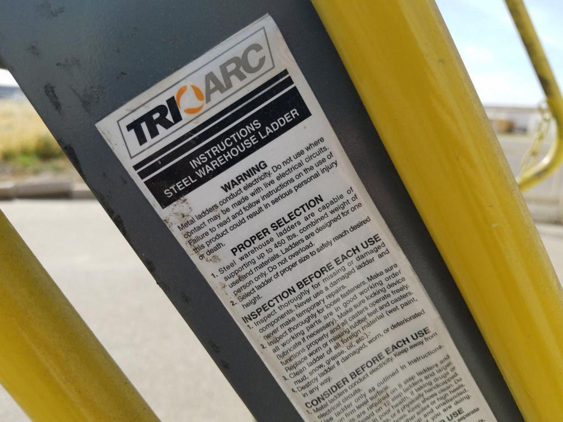 Tri Arc 7 ft. mobile platform - Image 3 of 3