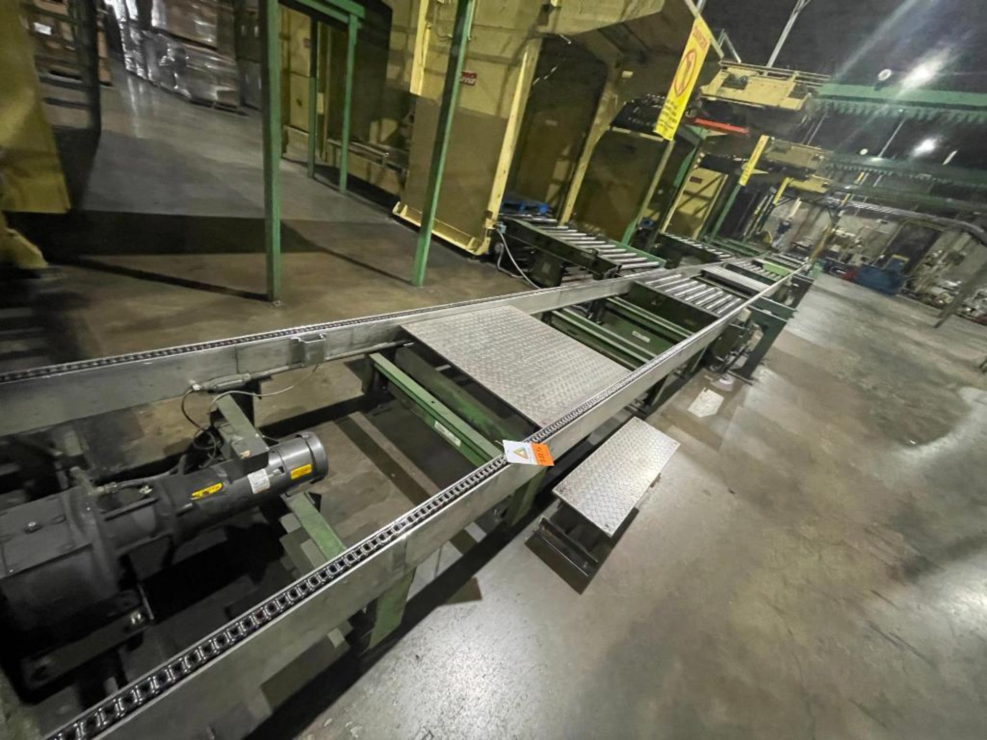 Buschman full pallet conveyor - Image 5 of 12