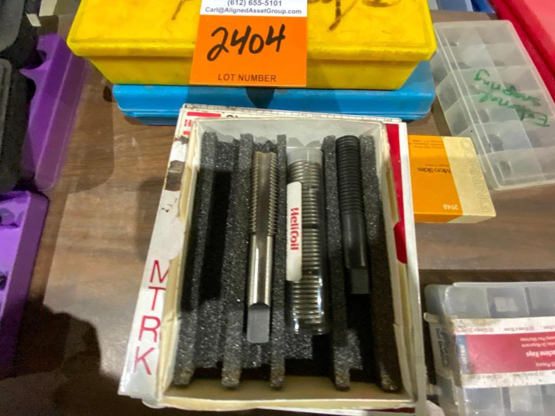 measuring equipment and thread repair - Image 4 of 18