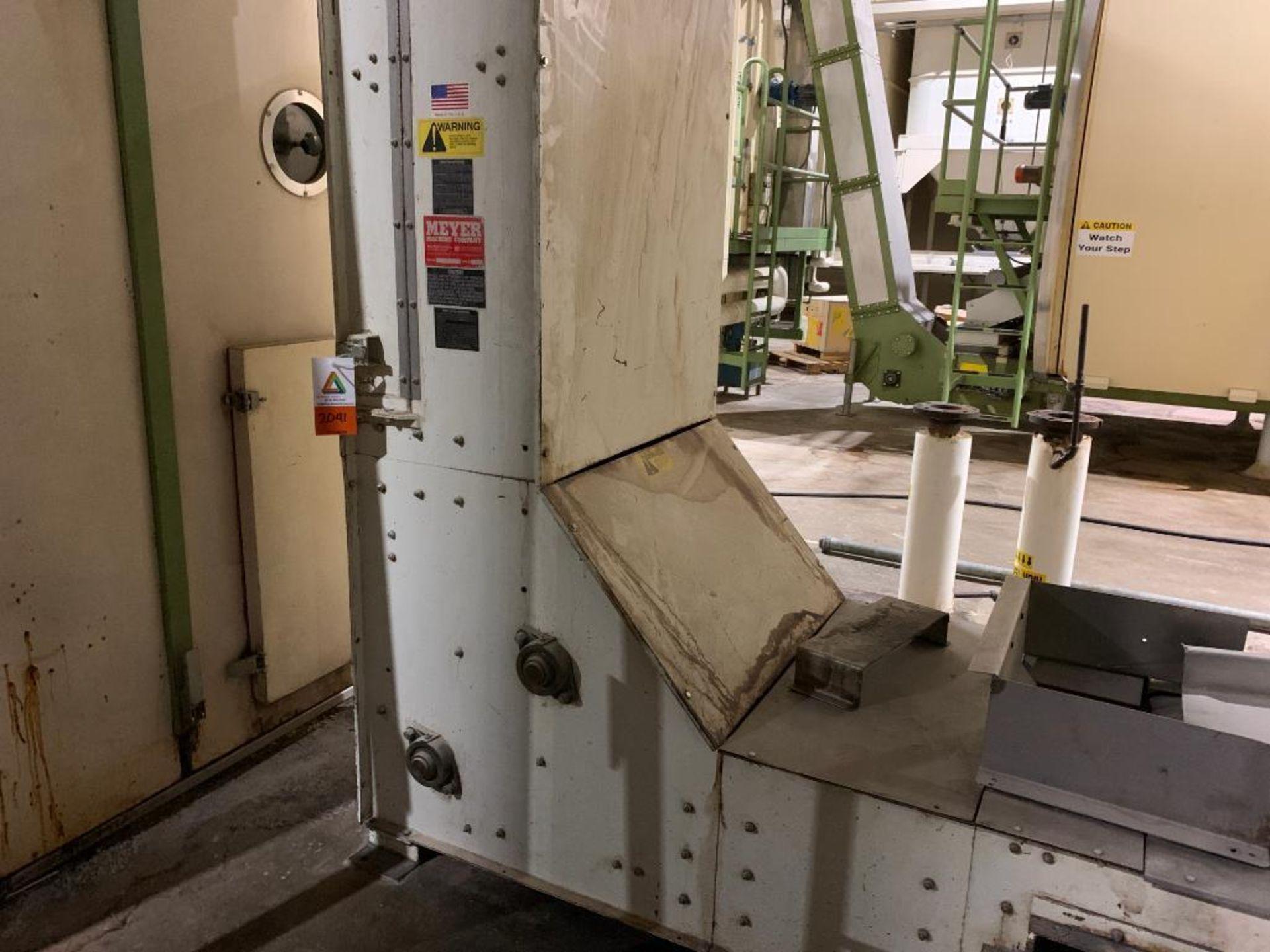 Meyer overlapping bucket elevator, model PA462-24-S - Image 5 of 13