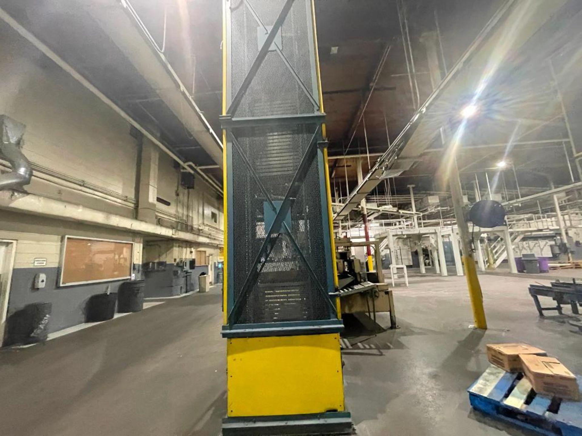 TKF vertical case elevator - Image 8 of 14